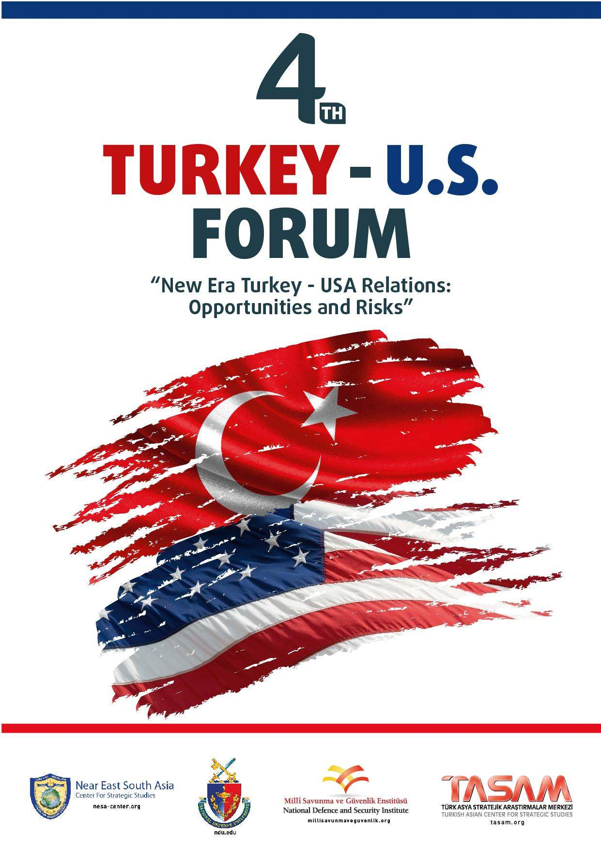 3th Turkey - USA Forum