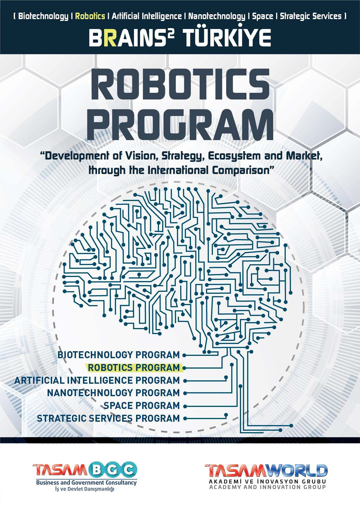 BRAINS² TÜRKİYE | Robotics Program