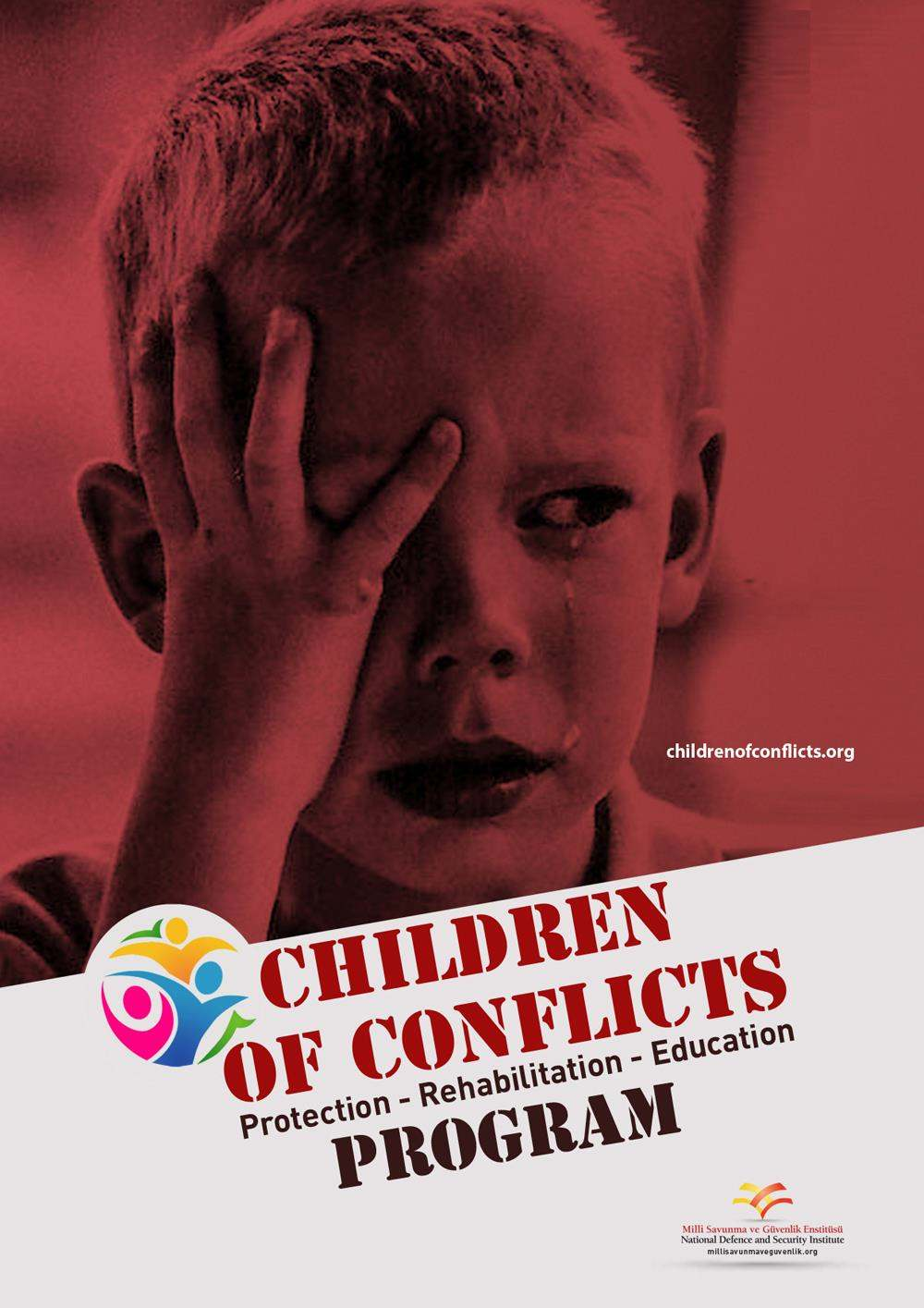 Conflict Children Program Istanbul Workshop