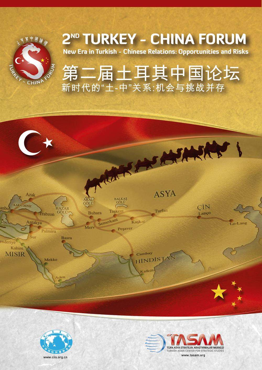2nd Turkey - China Forum