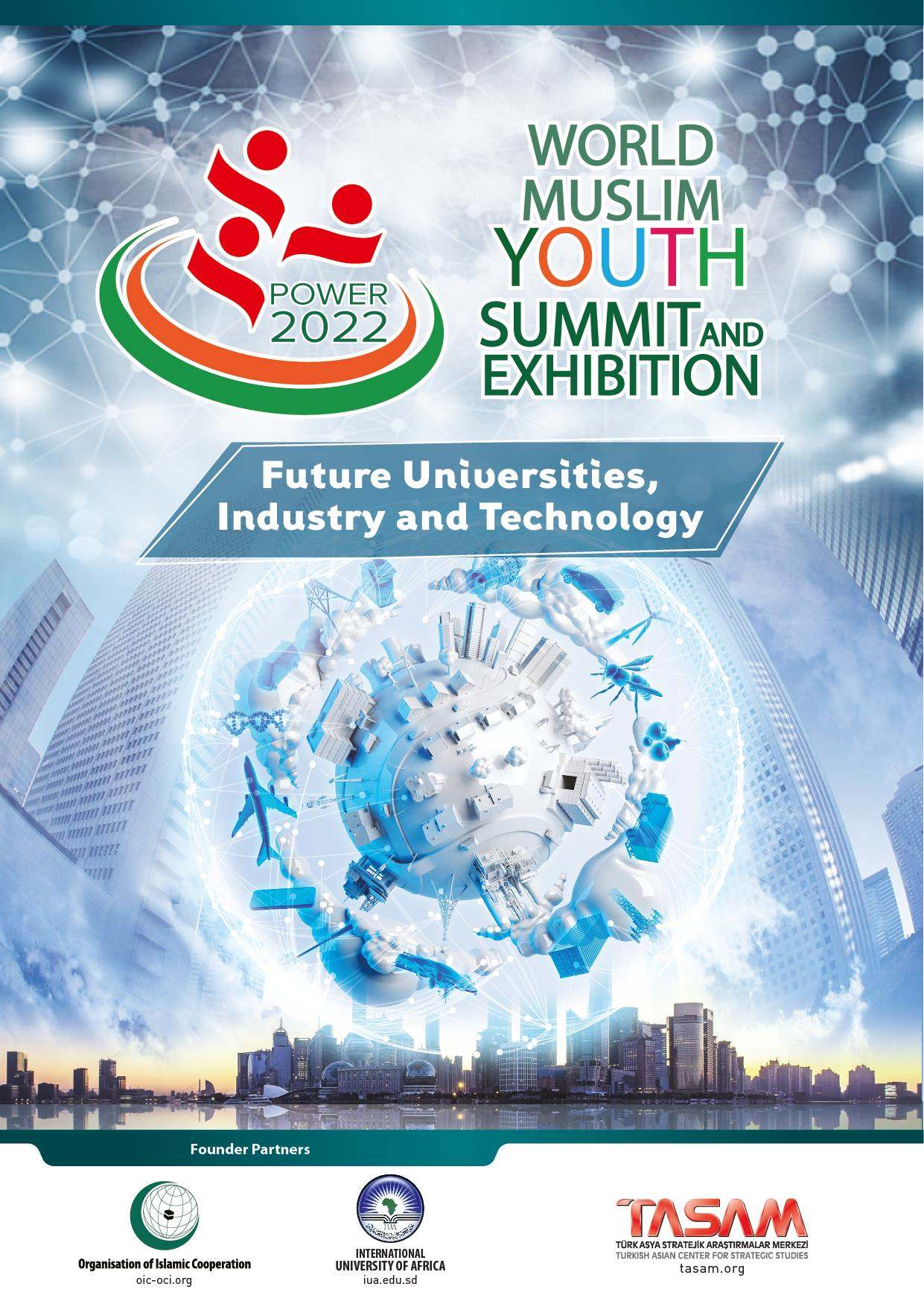 World Muslim Youth Summit and Exhibition | POWER 2022
