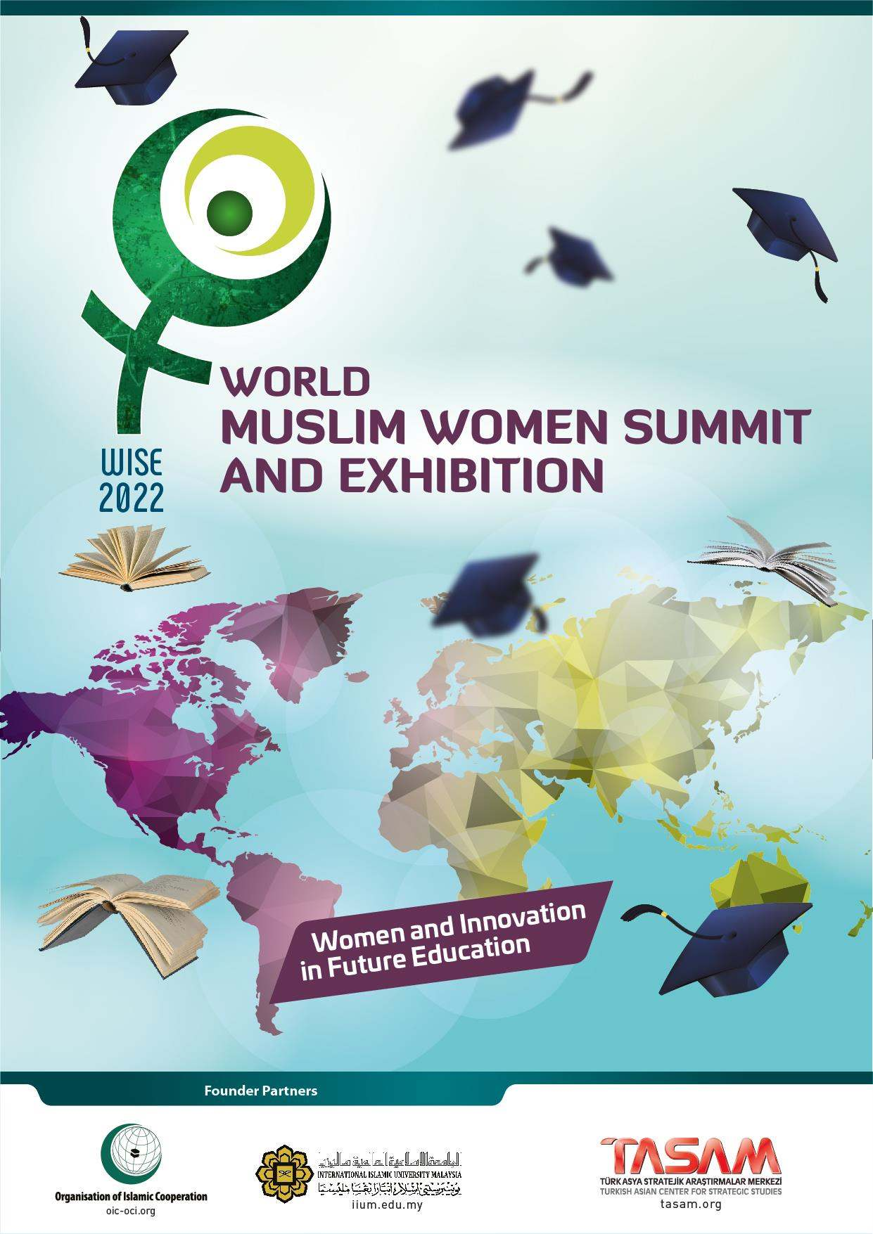 World Muslim Women Summit  and Exhibition | WISE 2022
