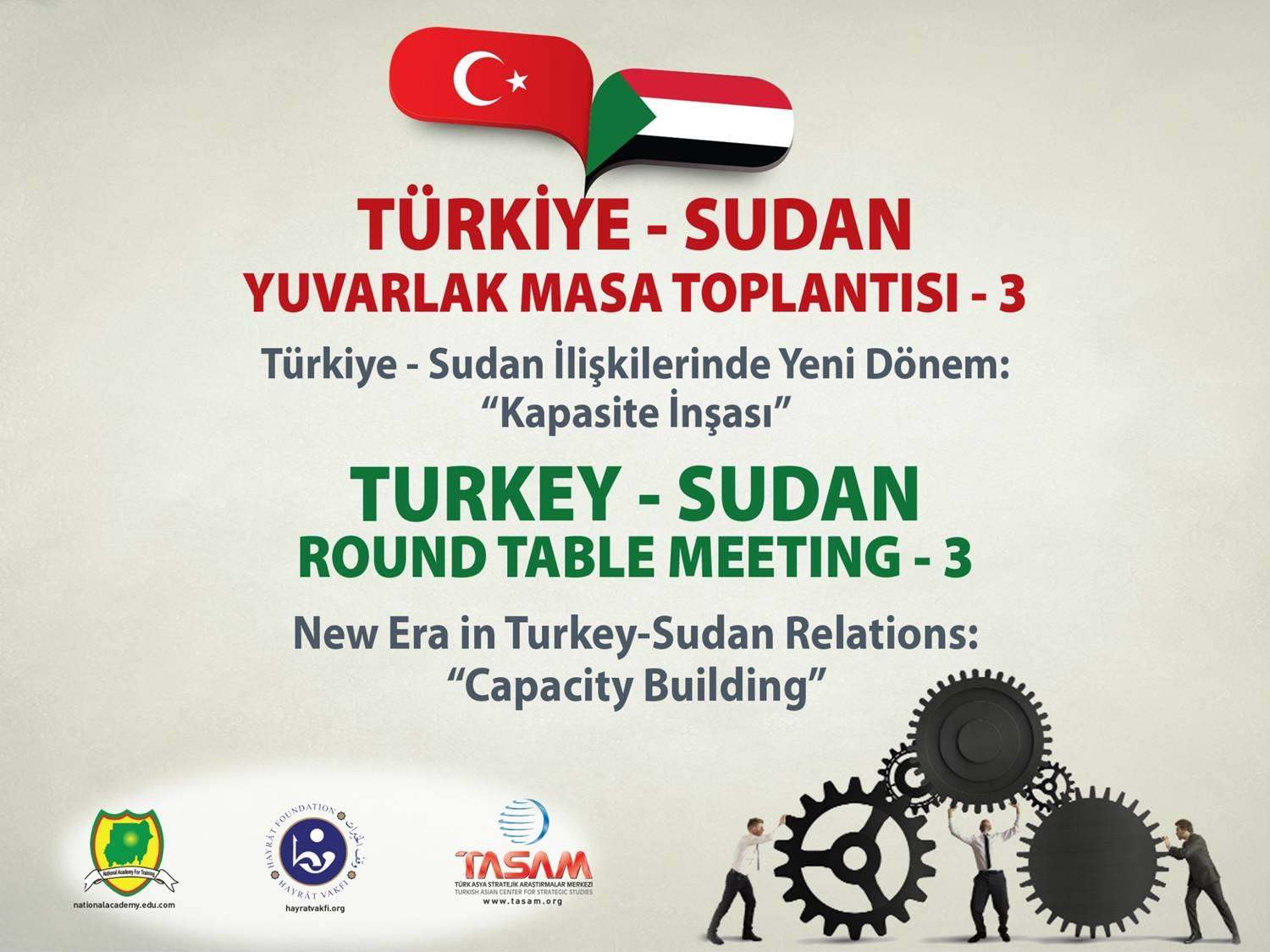 Turkey - Sudan Round Table Meeting - 3