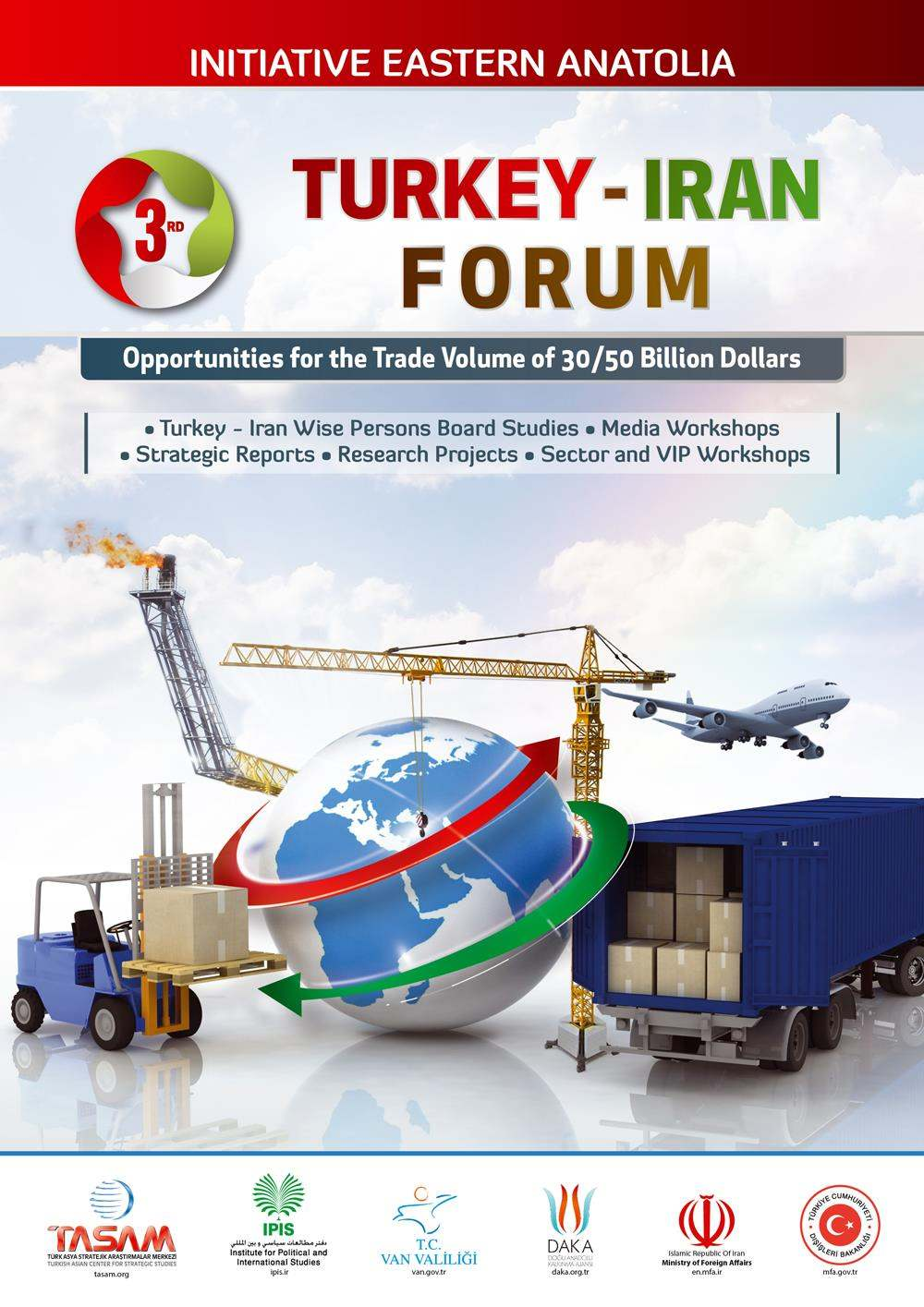 3rd Turkey - Iran Forum