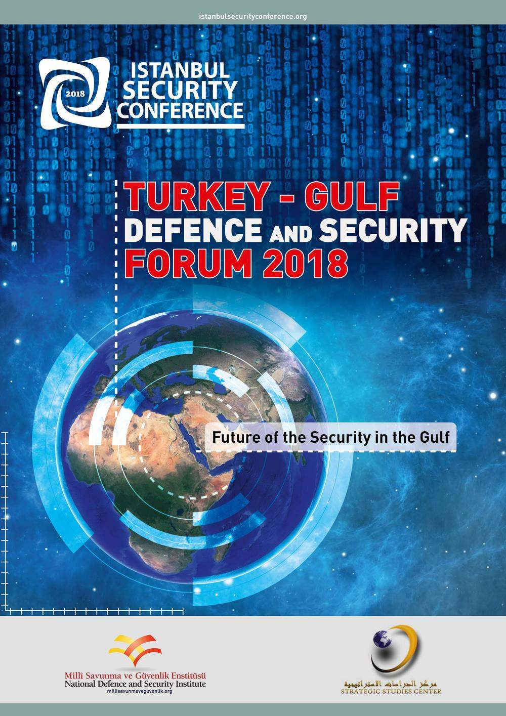 Turkey - Gulf Defence and Security Forum 2018