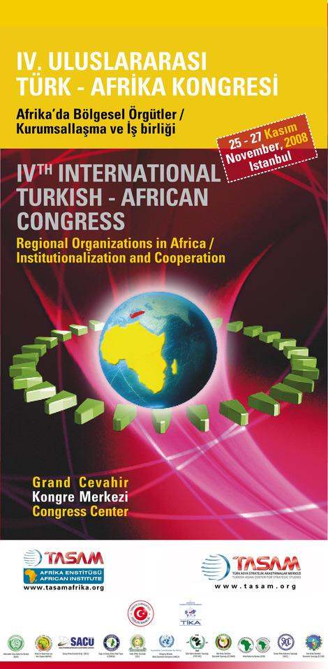 4th İnternational Türkish - African Congress