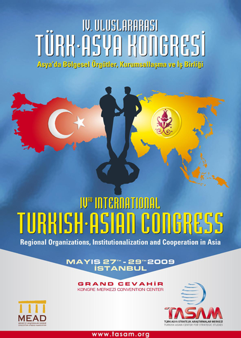 4th International Turkish Asian Congress