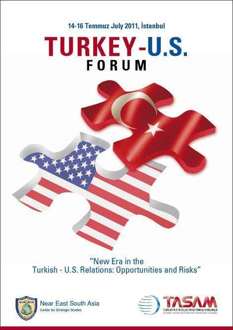1st Turkey - USA Forum
