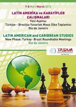 Turkey - Brazil Round Table Country Meeting  - 1