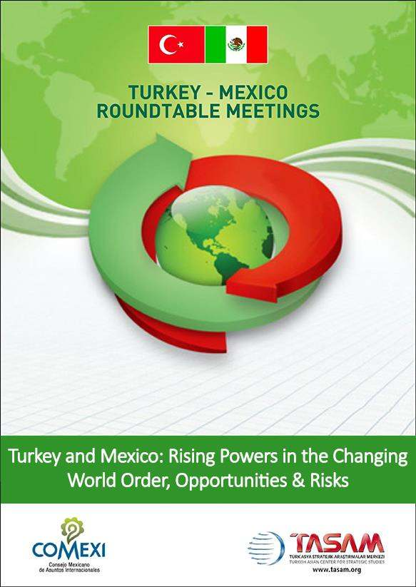 Turkey - Mexico Round Table Meeting 1