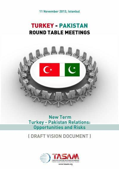 Turkey - Pakistan Round Table Meeting - 1