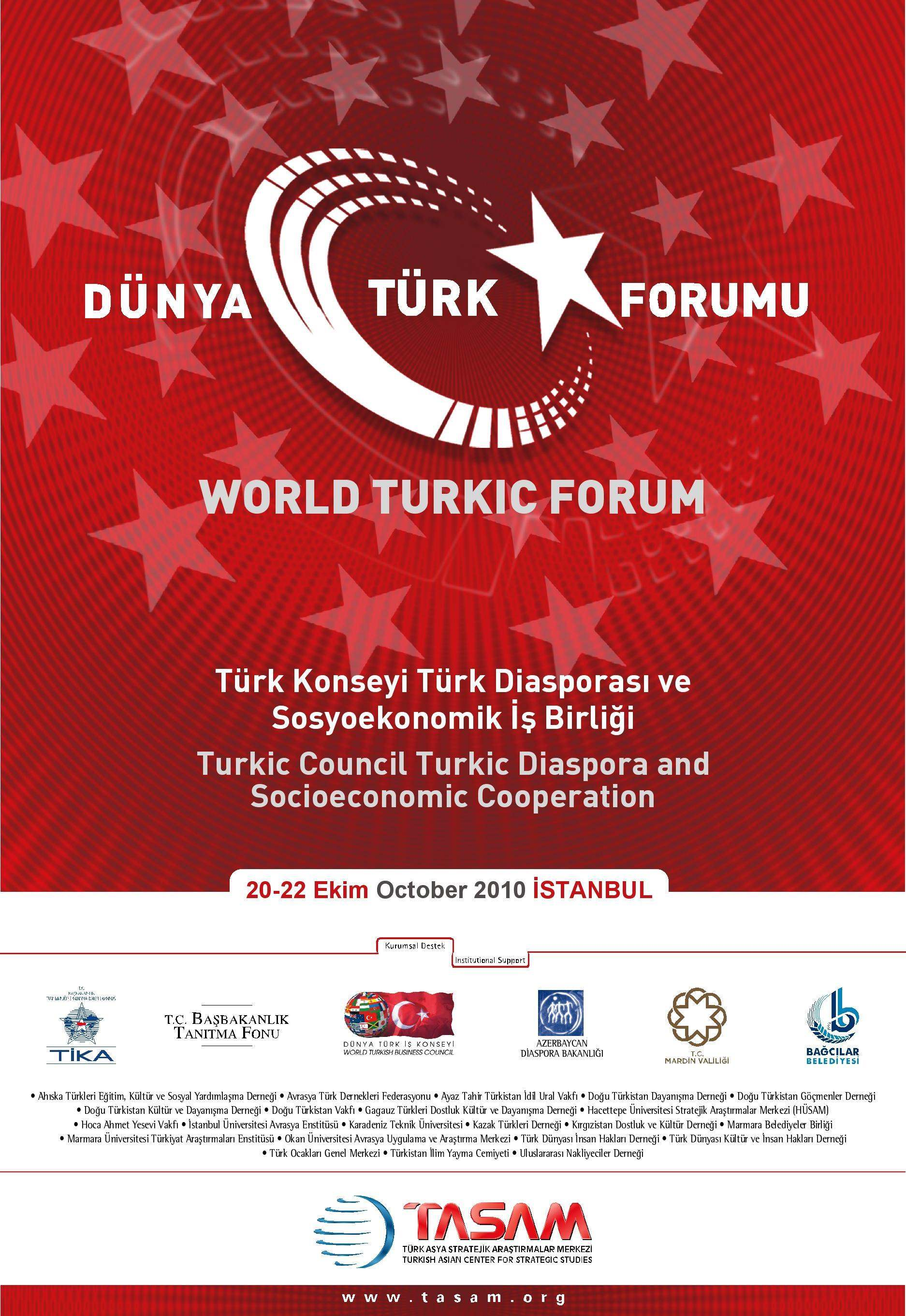 1st World Turkic Forum
