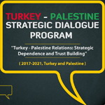 Turkey - Palestine Strategic Dialogue Program 1st Consultative Meeting