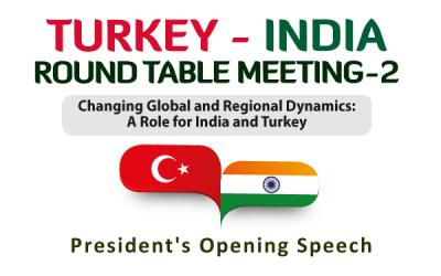 Turkey and India in the New Ecosystem