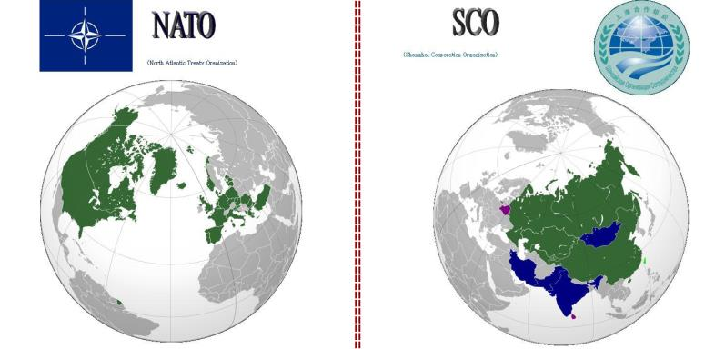 Comparative Analysis of North Atlantic Treaty Organization (NATO) and Shanghai Cooperation Organization (SCO) in Terms of Theır Counterterrorism Doctrines, Organizational Structures and Practices