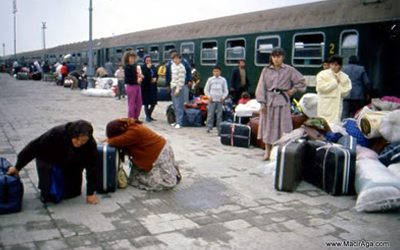 Emigration From Bulgaria To Turkey  (1983-1989)