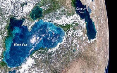 Black Sea - Caucasus: Economy, Energy, Security