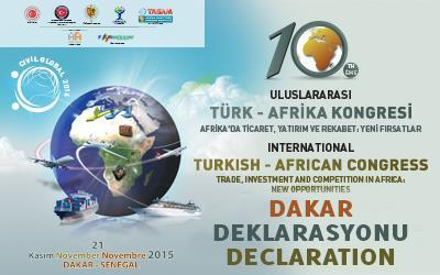 Dakar Declaration was Publicated